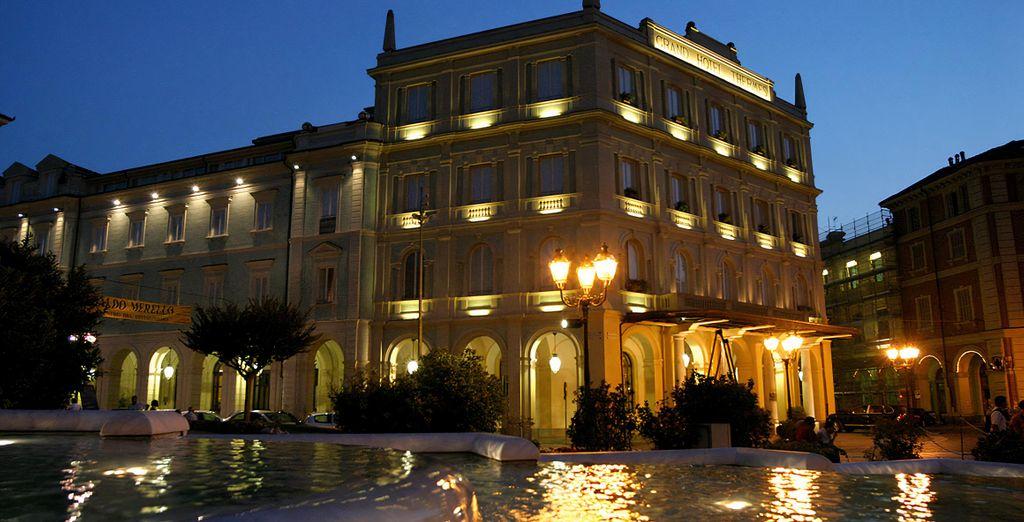 Grand Hotel Nuove Terme 4*