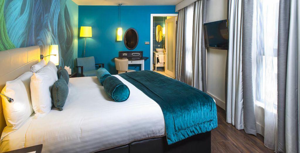 Hotel Indigo Liverpool 4*