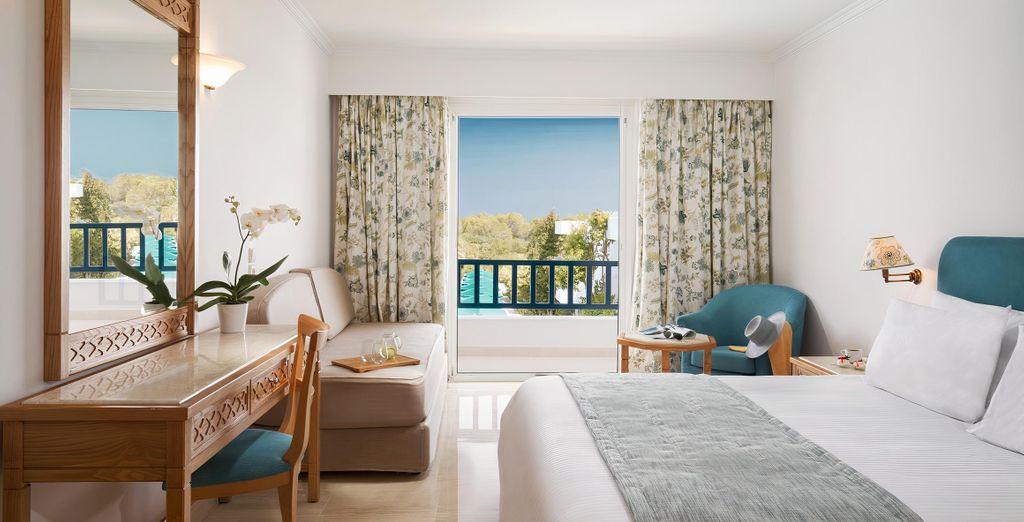 Mitsis Ramira Beach Hotel 5*