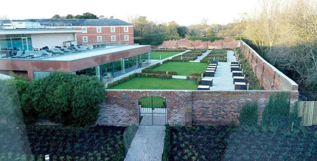 DoubleTree by Hilton Hotel & Spa Chester 4*