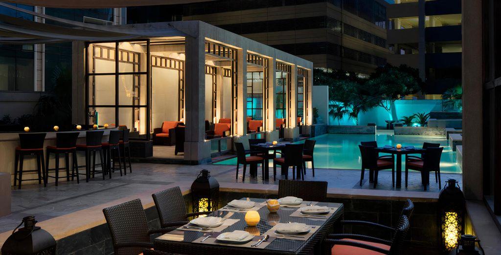 Hôtel The H Dubaï 5*