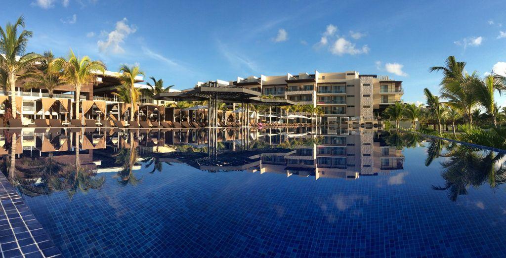 Hotel Royalton Riviera Cancun 5*