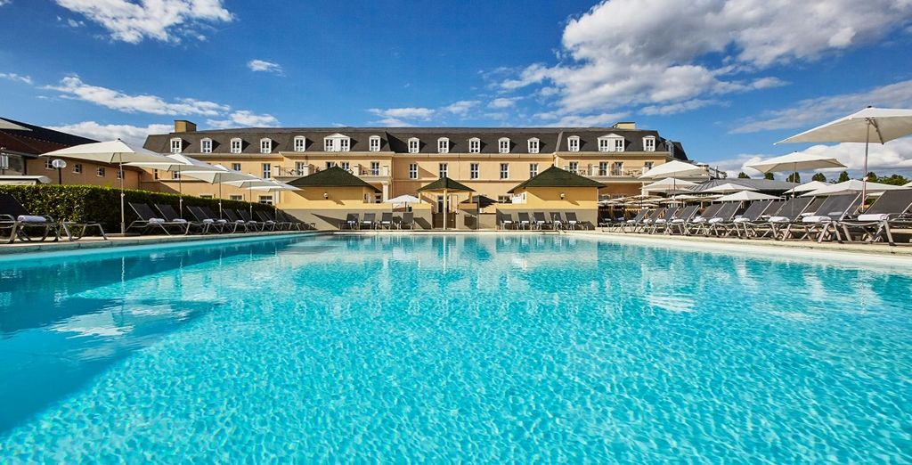 Mercure Chantilly Resort & Conventions 4*
