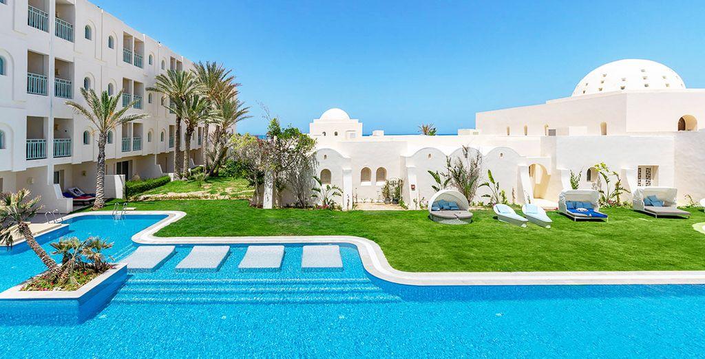 Hôtel Ulysse Djerba Thalasso & Spa 5*