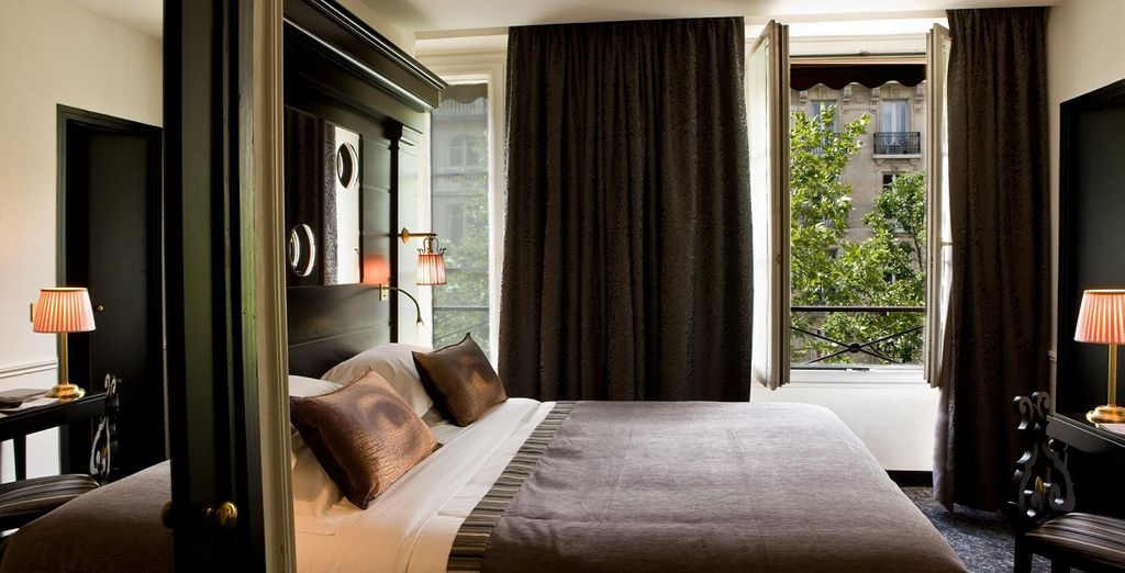 Hotel Observatoire Luxembourg Paris 5*