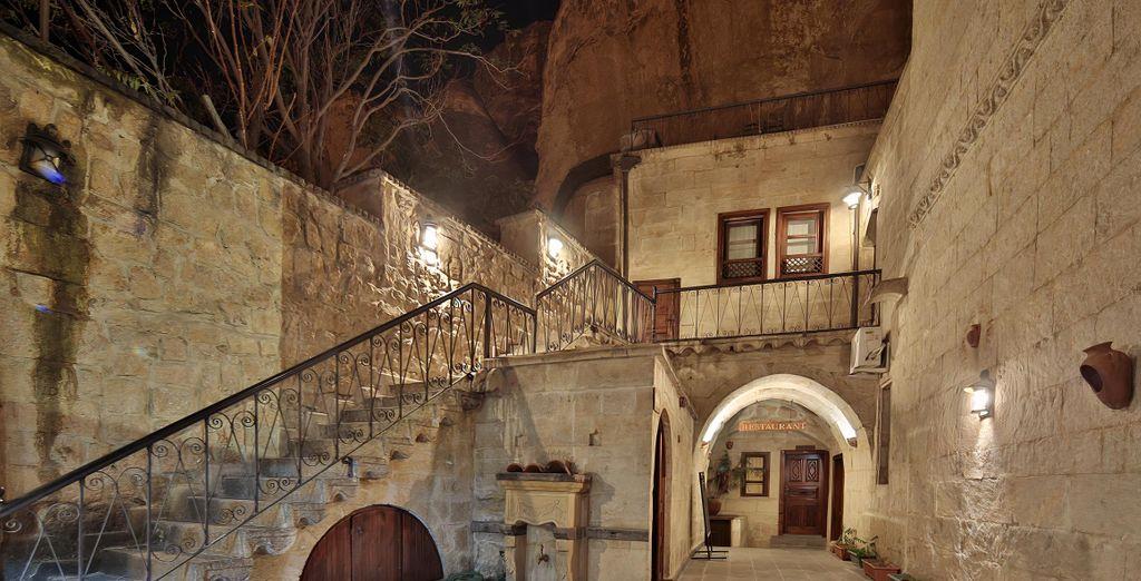 Combiné Skalion Hôtel & Spa Istanbul et Yusuf Yigitoglu Konagi Cappadocia