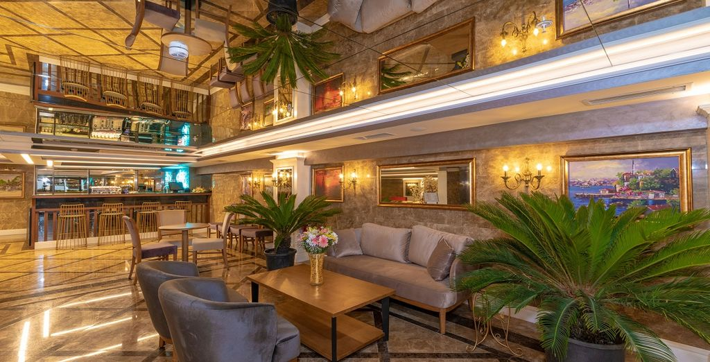 Skalion Hotel & Spa 4* & Yusuf Yigitoglu Konagi