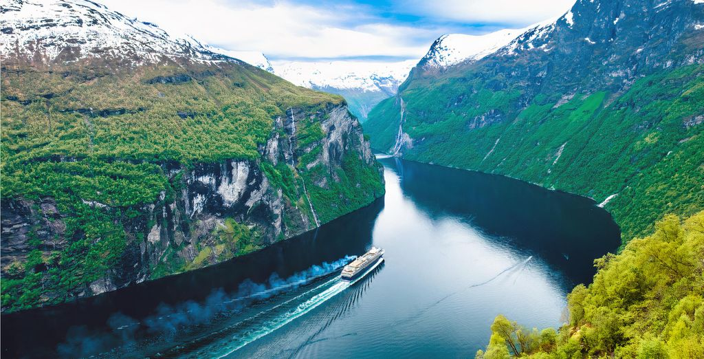 Magic of the Fjords
