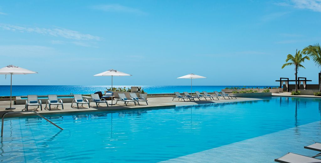 Secrets The Vine Cancun 5*