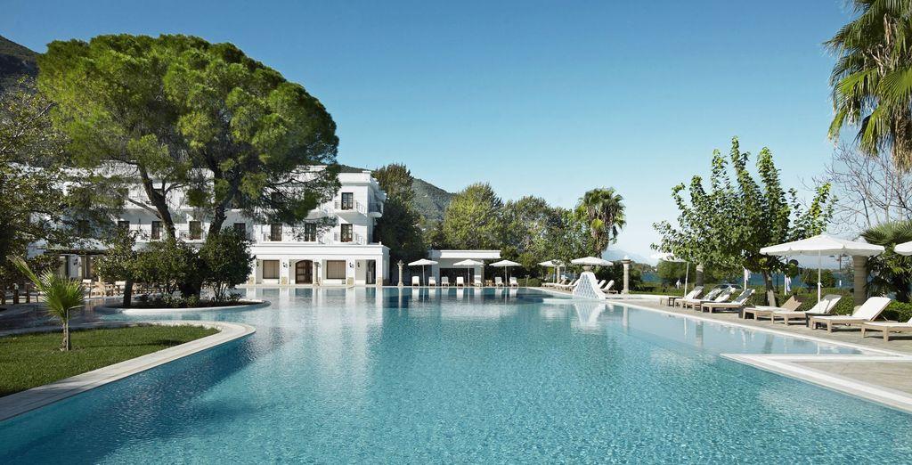 Mitsis Galini Welness Spa & Resort 5*