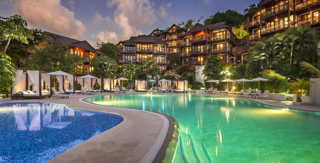 Marigot Bay Resort & Marina 5* by Preferred Hotels