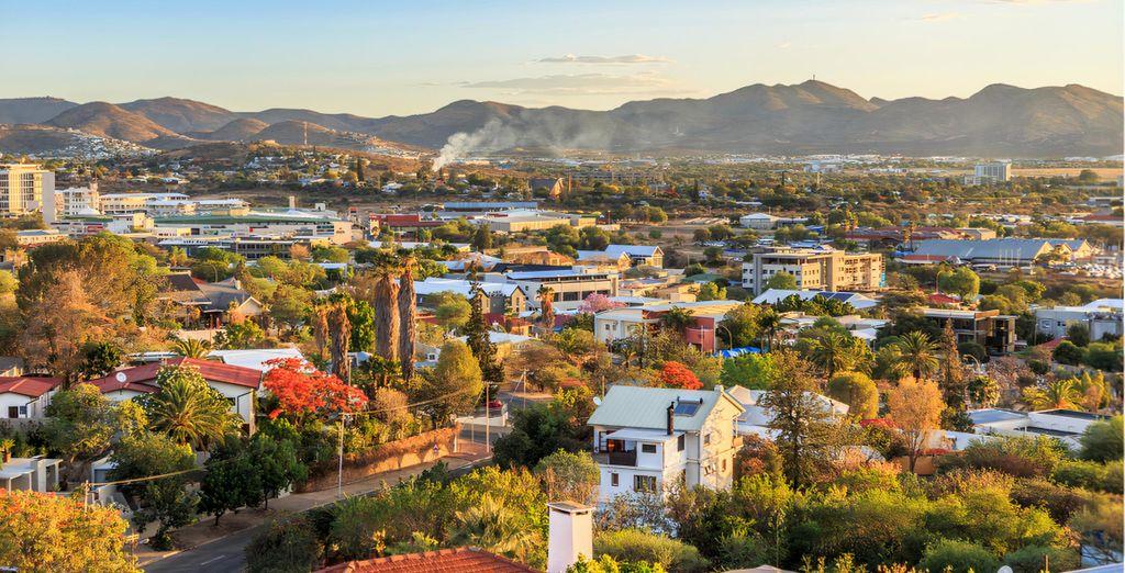 Autotour Namibie en 10 nuits