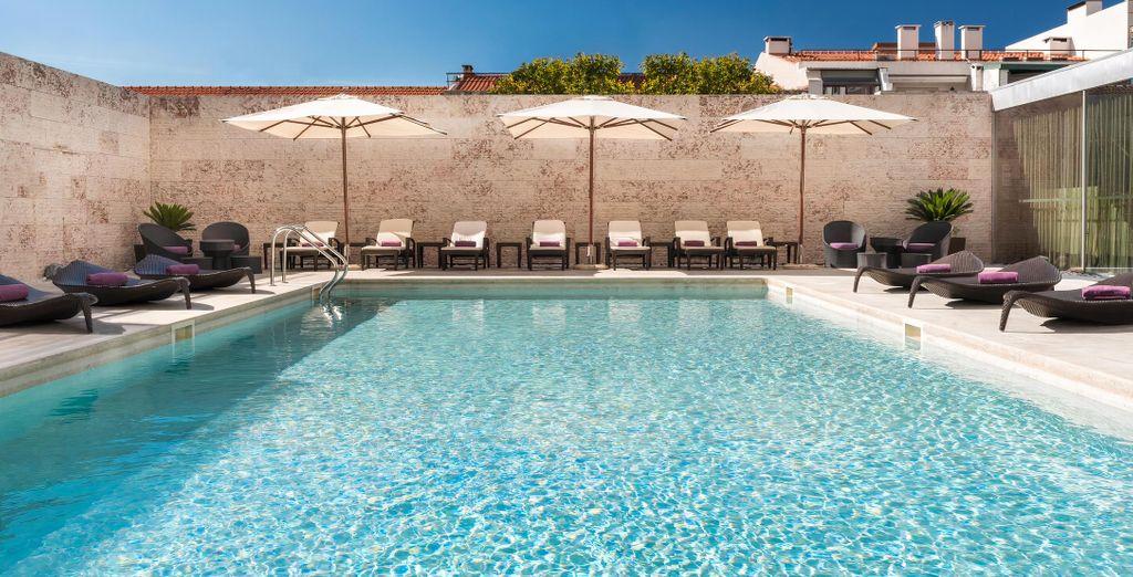 Sheraton Lisboa Hôtel & Spa 5*