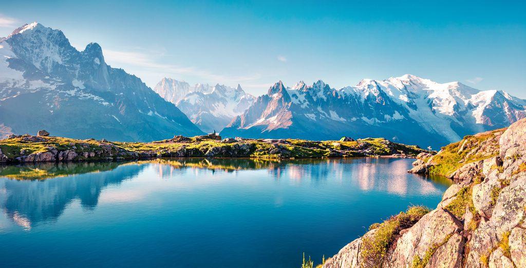 3-Länder-Reise zwischen Alpen und Seen