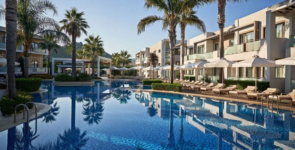 The Lesante Luxury Hotel and Spa 5*