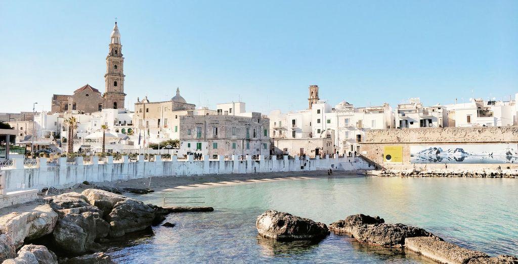 Tour della Puglia da nord a sud