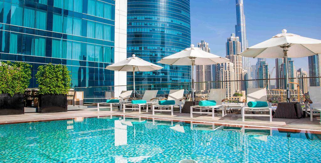 Pullman Dubai Downtown Hotel 5*