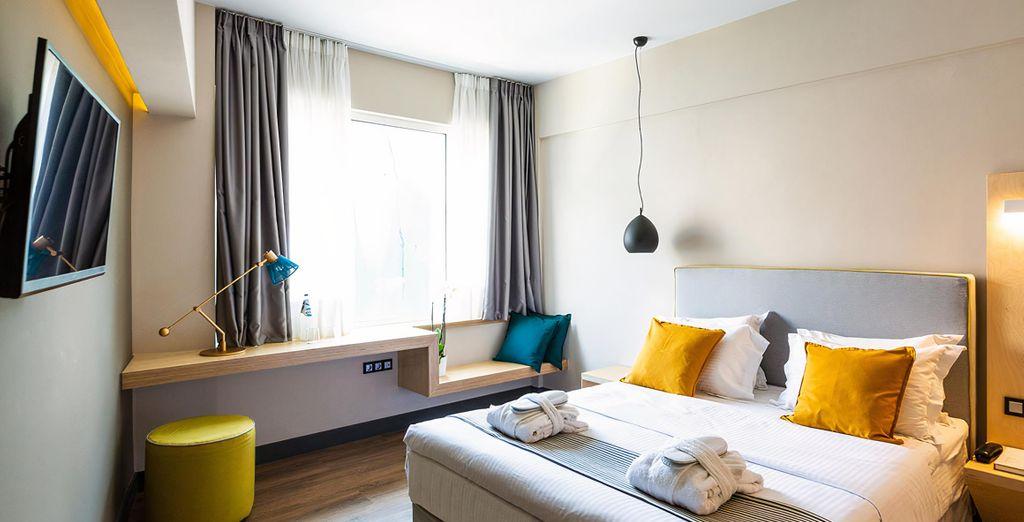 Hôtel St Bjur Suites 4*