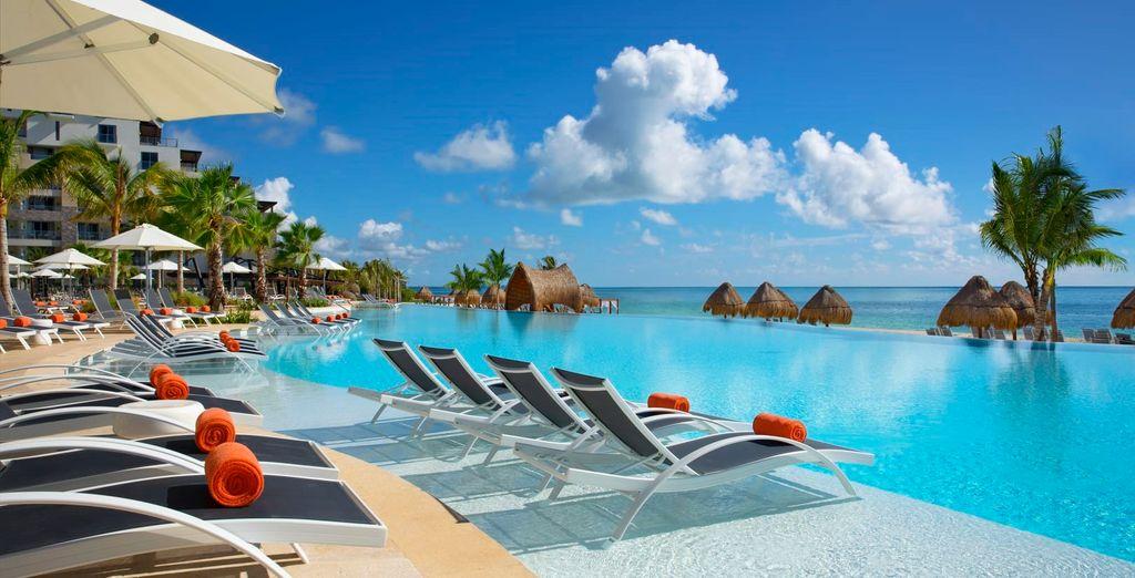 Dreams Natura Resort & Spa 5*