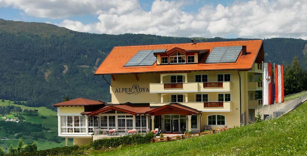 Hotel Alpenroyal 4*