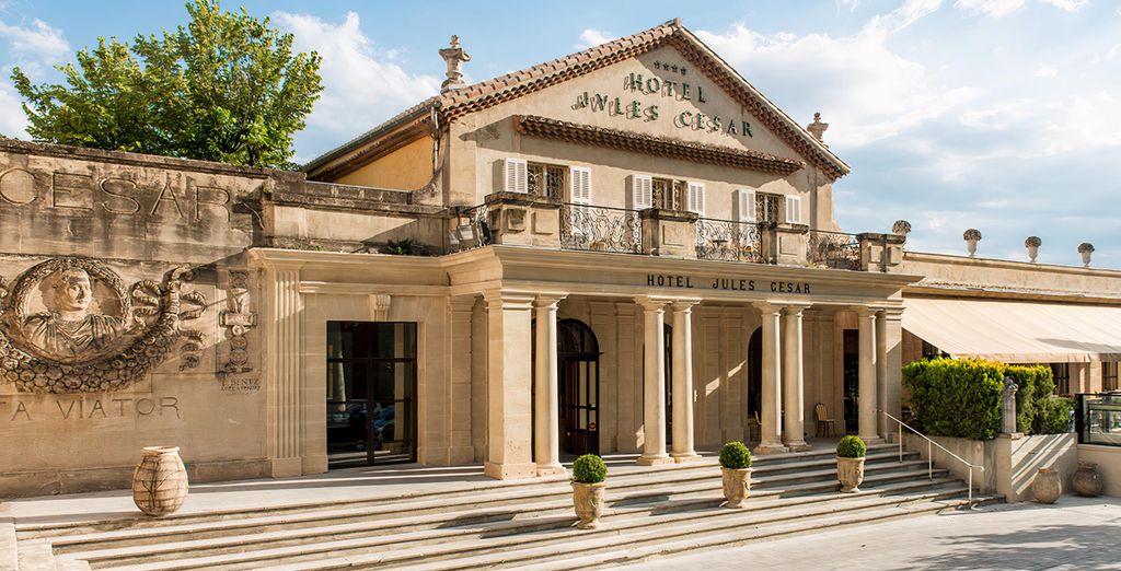 Hôtel & Spa Jules César Arles, Mgallery by Sofitel 5*