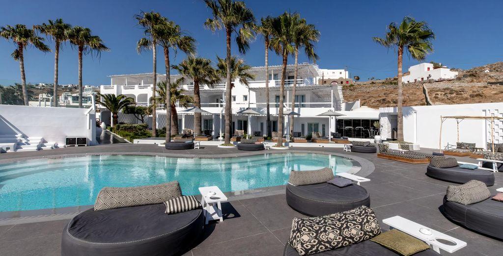 Mykonos Blanc Hotel 5* by Preferred Hotels