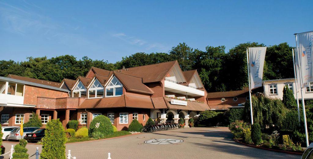 Upstalsboom Landhotel Friesland 4*