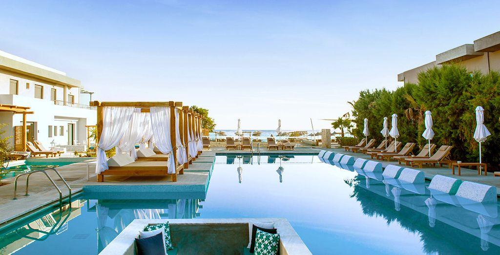 Hôtel Enorme Lifestyle Beach Resort 4* - Adult Only
