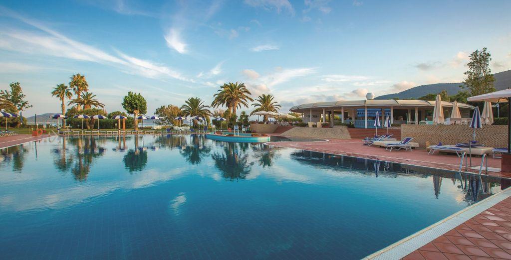 Baia di Conte Resort