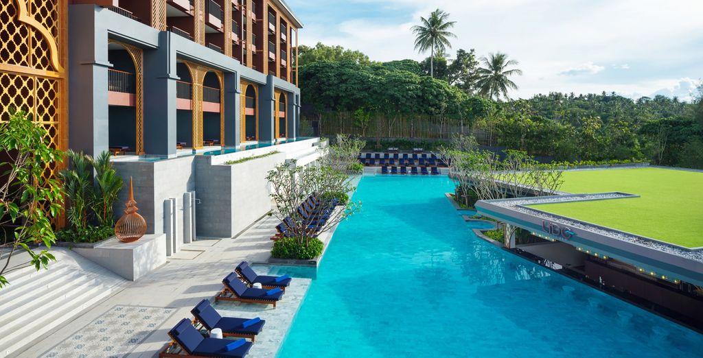 Avista Grande Phuket Karon - MGallery 5*