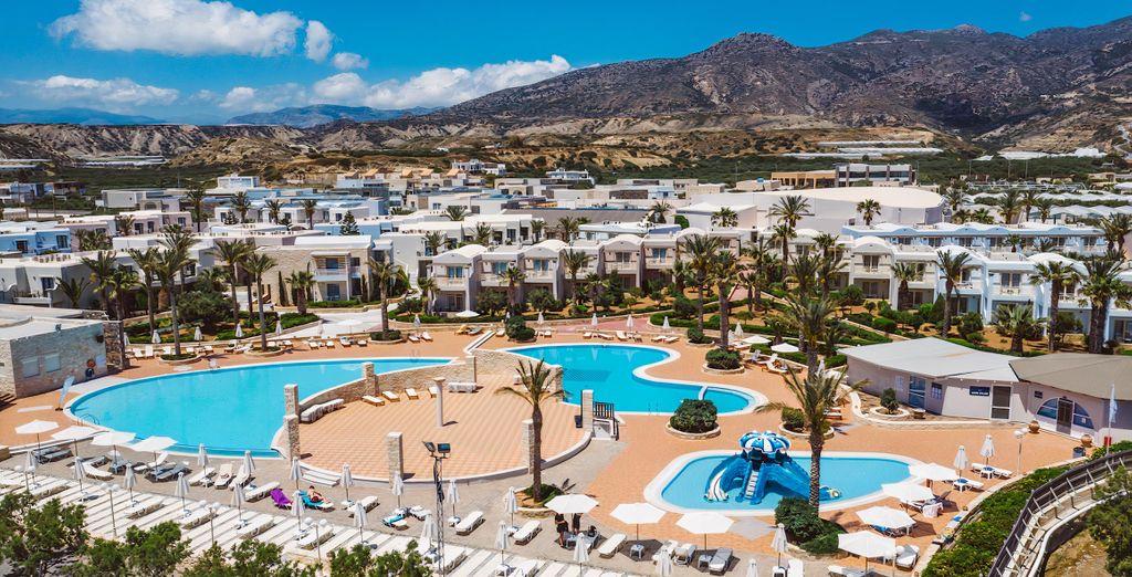Club Eldorador Ostria Resort & Spa 5*