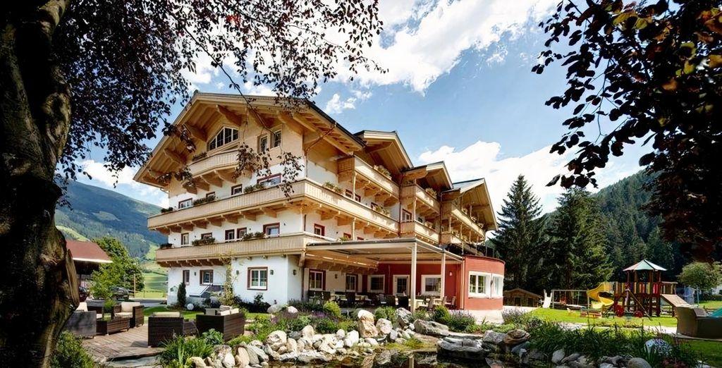 Hotel Grundlhof 4*