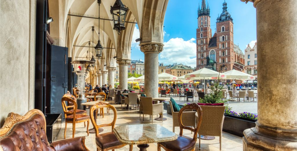 Vienna House Andel's Cracow 4*