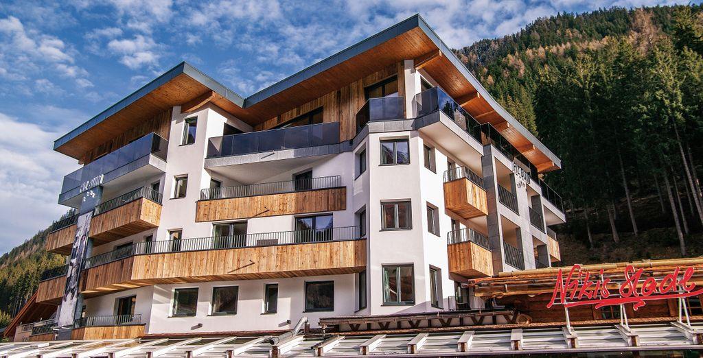 Hotel Piz Buin Ischgl 4*S