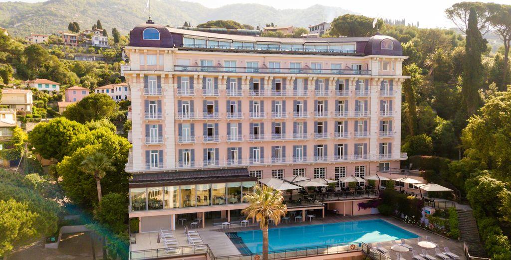 Grand Hôtel Bristol Resort & Spa 4*