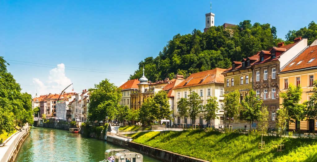 Austria Trend Hotel Ljubljana 4*