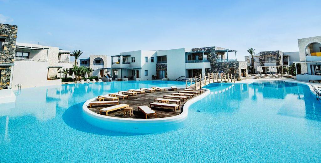 Club Eldorador Ostria Resort & Spa 5* - All Inclusive