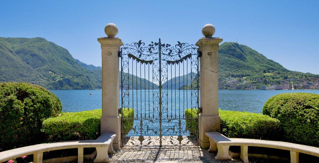 Novotel Lugano Paradiso 4*