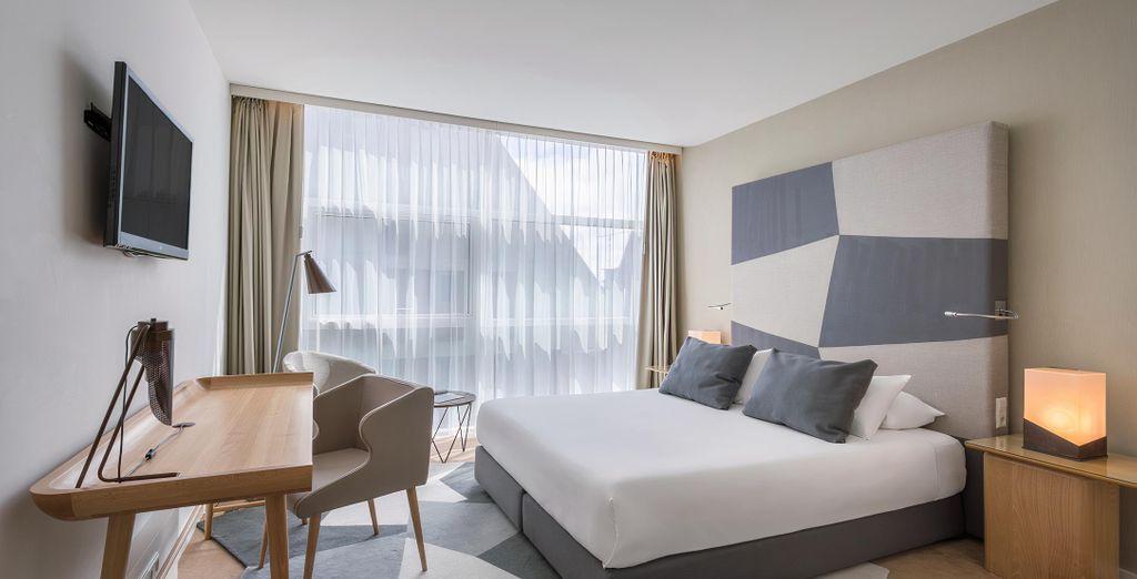 Hotel Room Mate Aitana 4*