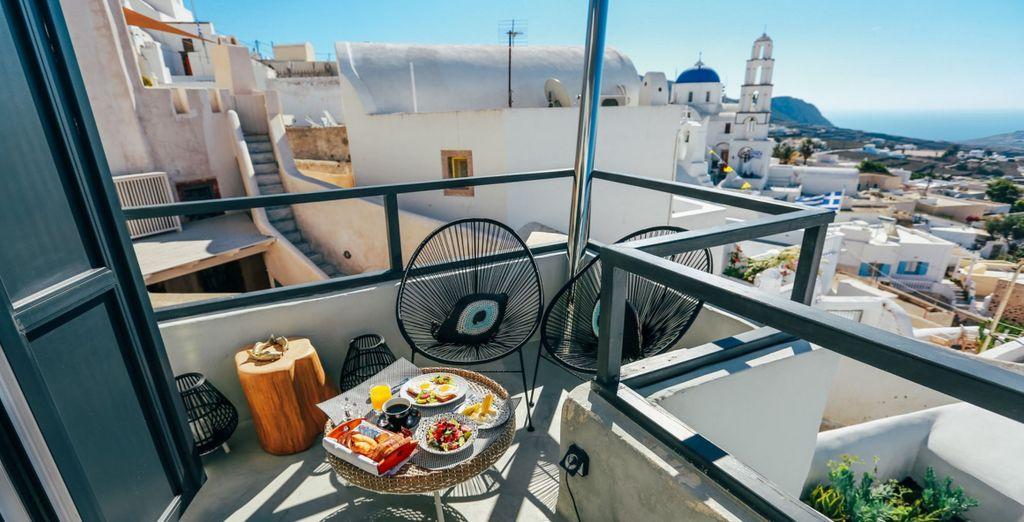Santorini Dreams Villas 5*