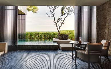 Soori Bali 5* und optionales Stop-over in Dubai