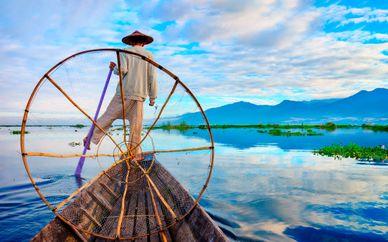 Birmania espectacular y Luang Prabang
