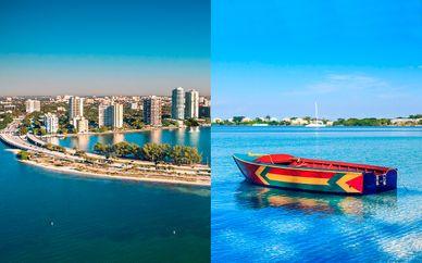 Z Ocean Hotel South Beach 4* y Royalton Negril 5*