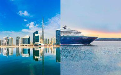 Crucero Pullmantur por Dubái y Leyendas de Arabia