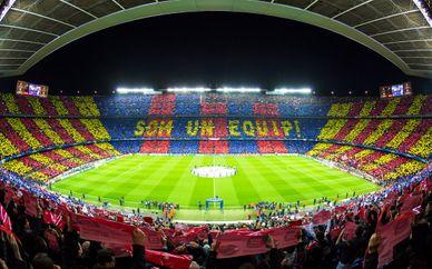 Partidos de Liga: Real Madrid, Atlético de Madrid y F.C. Barcelona