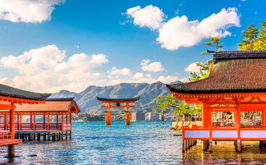 Japón, Paisajes del Sol Naciente