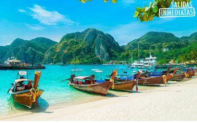 Ramada Plaza Menam Riverside 5* y Beyond Resort Krabi 4*