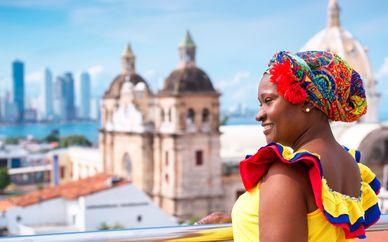 Colombia, aromas de café y mar
