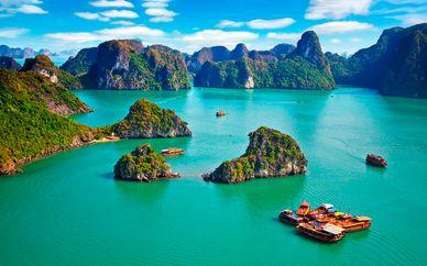 Vietnam Impresionante con 2 noches en la Bahía de Halong