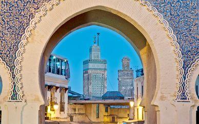Capitales y desiertos de Marruecos en 4x4